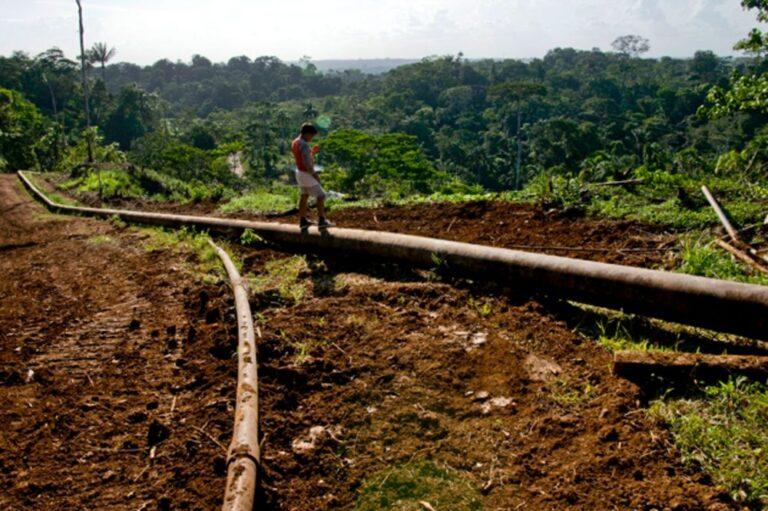 Ecuador Crude Pipelines Brace For Further Erosion