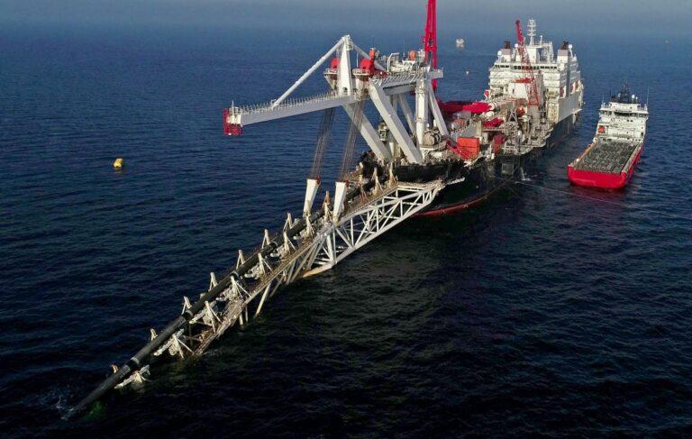 US Senators Expected To Sanction Nord Stream 2
