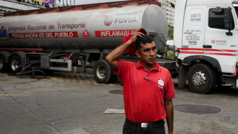 Venezuela's Oil And Gas Sector Sees Worst Crisis