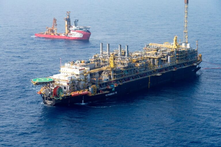Petrobras Says Buzios Oil Field Achieved New Record