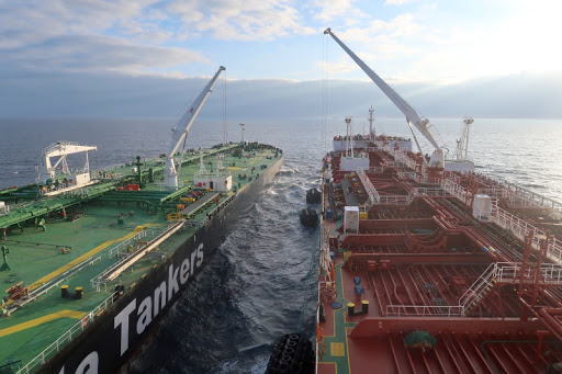Venezuelan Crude Arrives At Milazzo