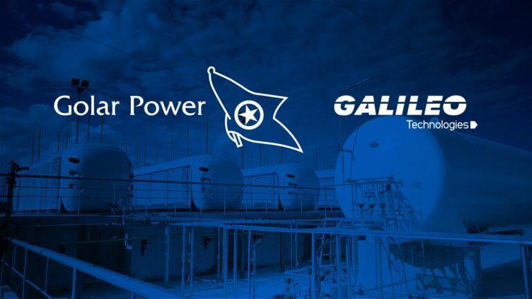 Golar Power Enters Alliance With Galileo