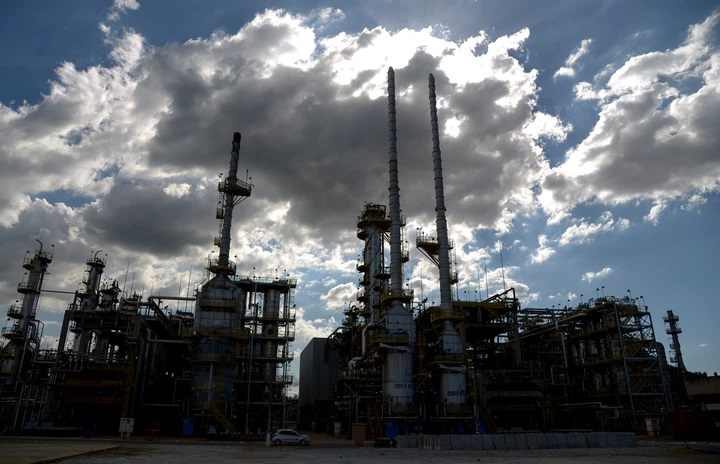 Brazil's Refinery Utilization Rate Stable