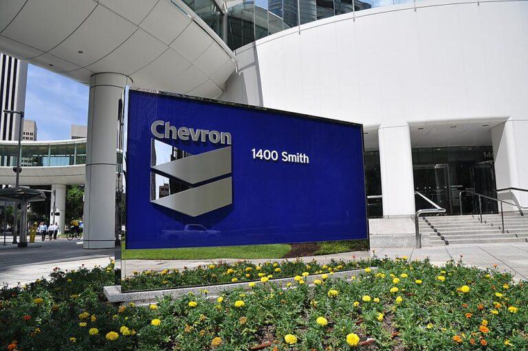 Chevron Reveals 2Q:21 Results