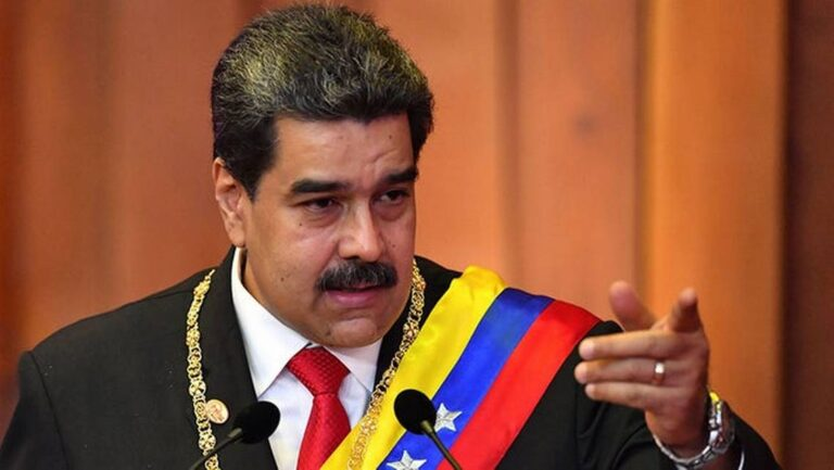 End Of Venezuela's Oil Fortune Looms Over Maduro