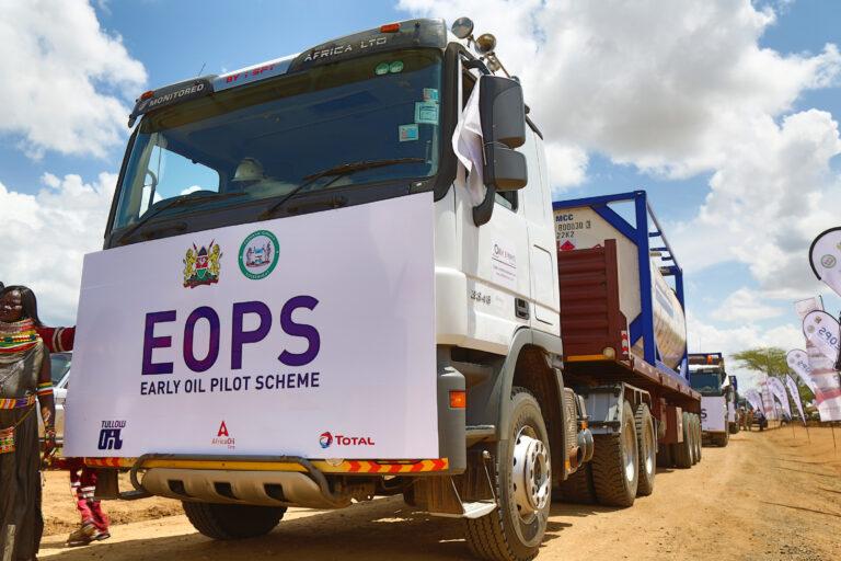 Early Oil Pilot Scheme (EOPS) Ends In Kenya