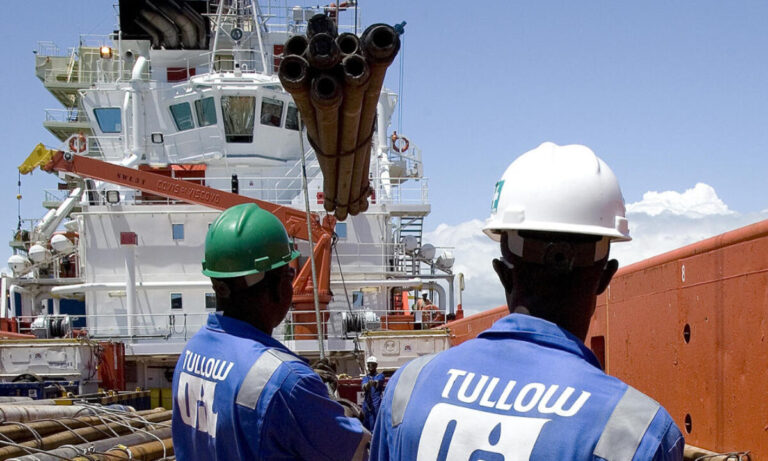 Tullow Oil's Trading Statement & Ops Update