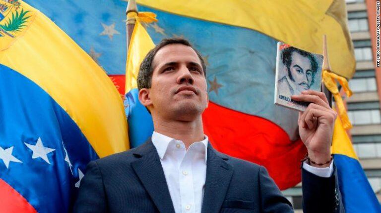 Joint Support Declaration For Change In Venezuela