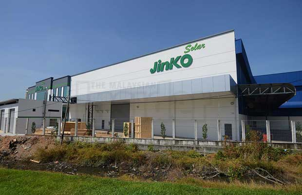 JinkoSolar To Report 2Q Results 23 Sep. 2020