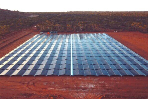AES And 5B Pushing Solar Energy Transition