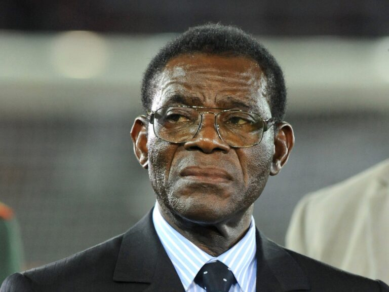Equatorial Guinea's Govt, And Prime Minister Resign