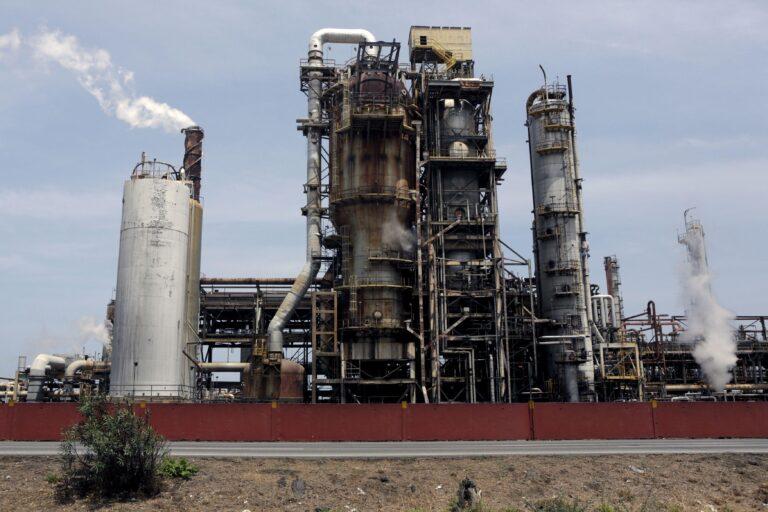 Venezuela Oil Spill Reaches Morrocoy Beaches
