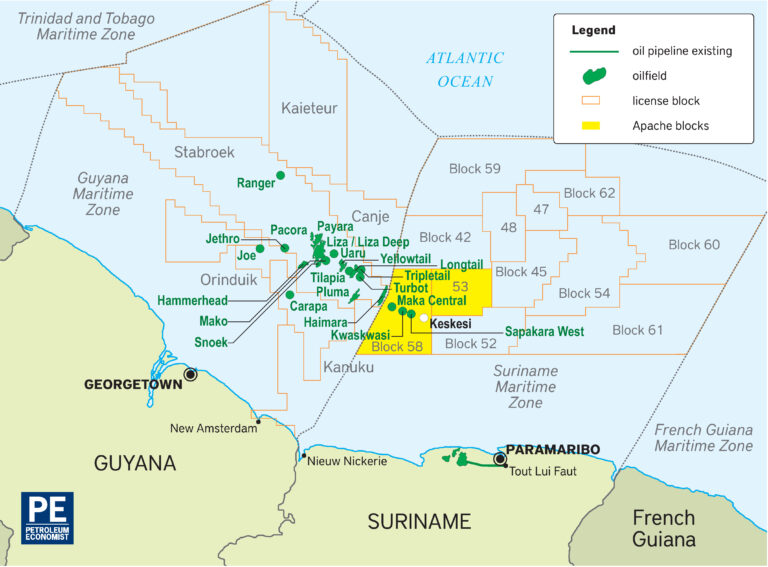 Suriname Election Soothes Investor Nerves