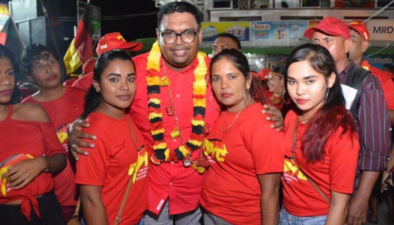 Guyana Elects Mohamed Irfaan Ali President