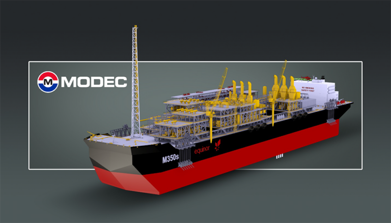 MODEC Inks Deal By Equinor For FPSO For Brazil Field