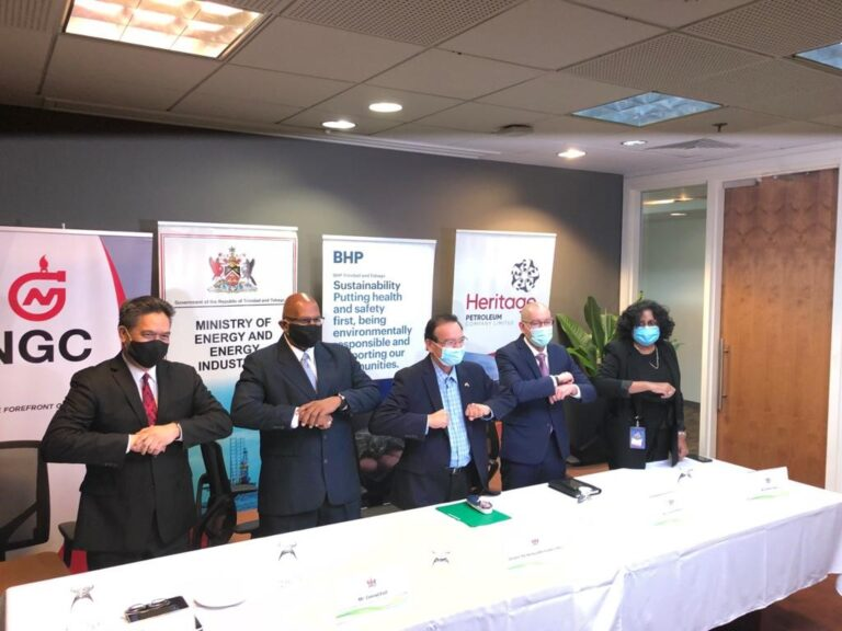 NGC And BHP Ink Ruby Field Gas Supply Deal