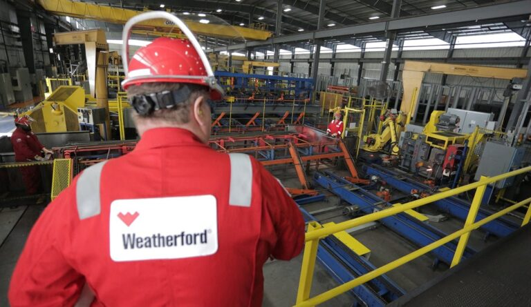 Weatherford Reveals 2Q:21 Results