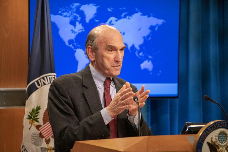 Elliott Abrams Briefing On Iran And Venezuela