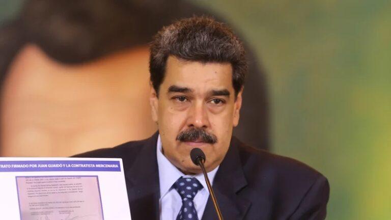 Maduro Pardons Political Prisoners Ahead Of Vote
