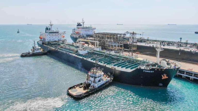 Iranian Shipments Of Oil To Venezuela