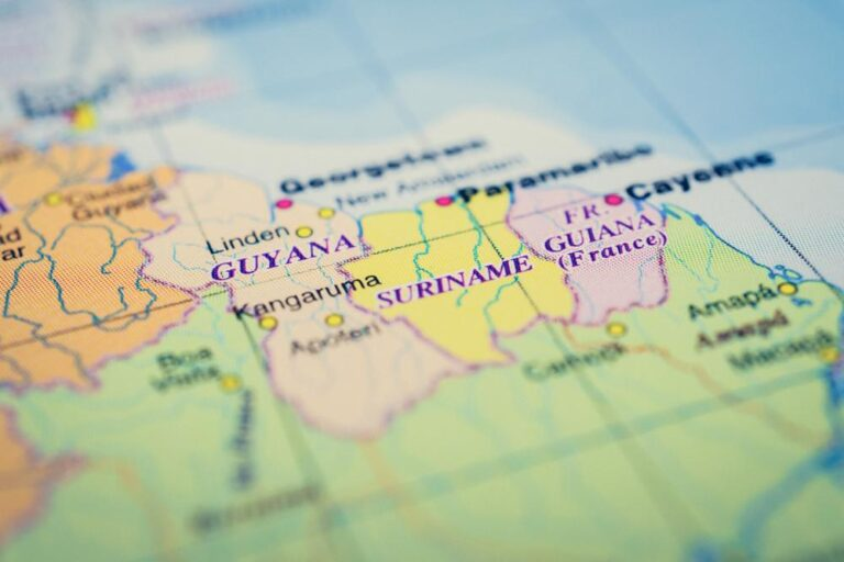 Big Oil Sees Major Potential In Suriname