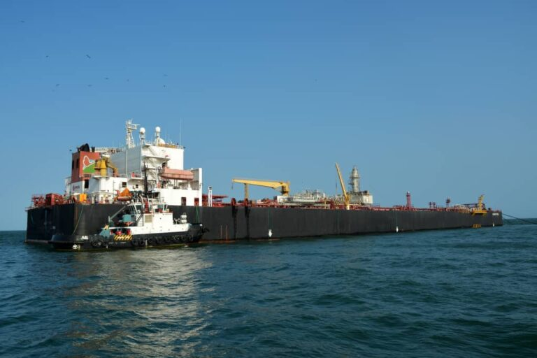 Nabarima FSO Completes Oil Offloading
