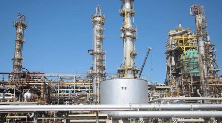 Faulty Heat Exchangers Spill Venezuelan Oil