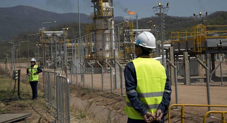 Incahuasi Gas Plant Restarts, YPFB Says