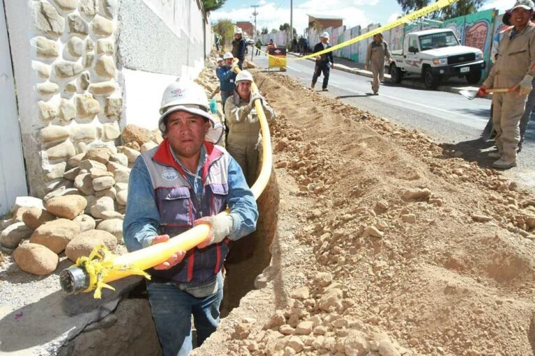 Bolivian Domestic Gas Connections Near 1 Million