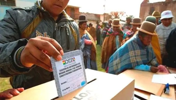 Bolivia General Election On The Horizon