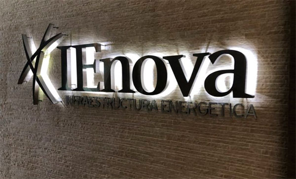 IEnova To Report 3Q:20 Earnings On 21 October