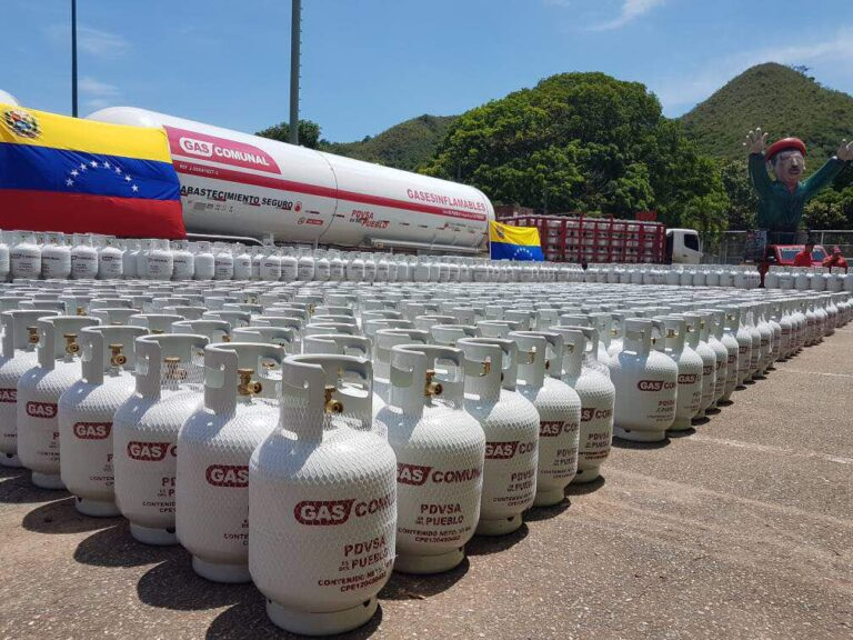 US OKs LPG Exports To Venezuela
