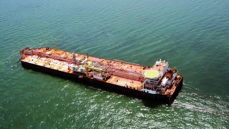 Nabarima Floating Storage Tanker At Risk Of Sinking