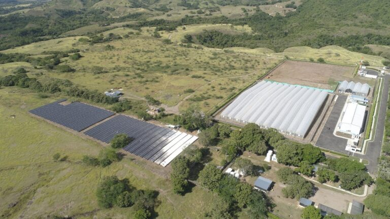 Khiron Completes Solar Energy Park In Colombia