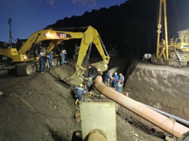 EP PetroEcuador Restarts Activities At SOTE