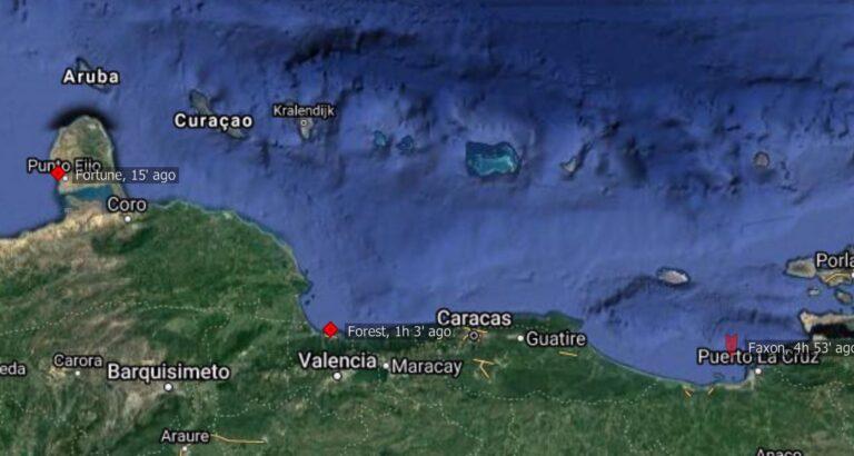 Three Iranian Tankers Make It To Venezuela