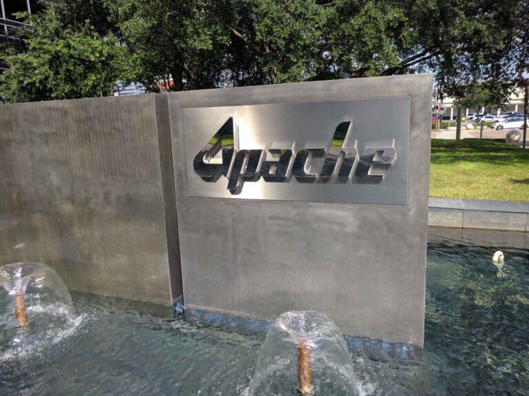 Apache Reveals 3Q:20 Supplemental Information