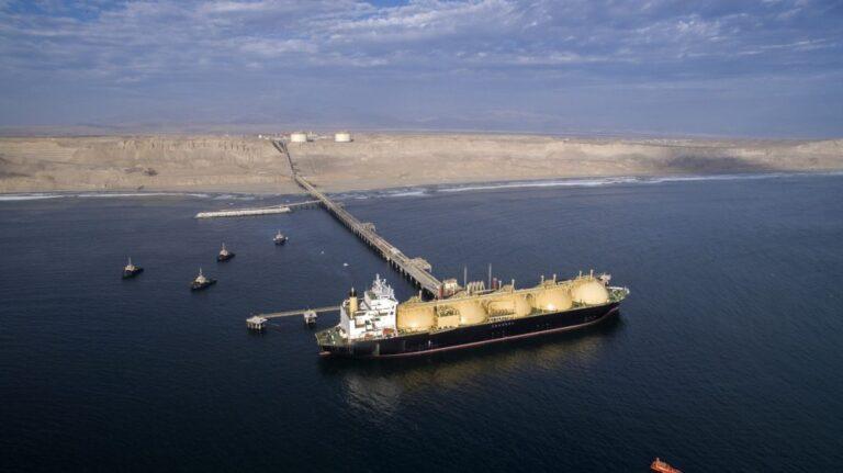 LNG-short Peru Rationing Gas Distribution