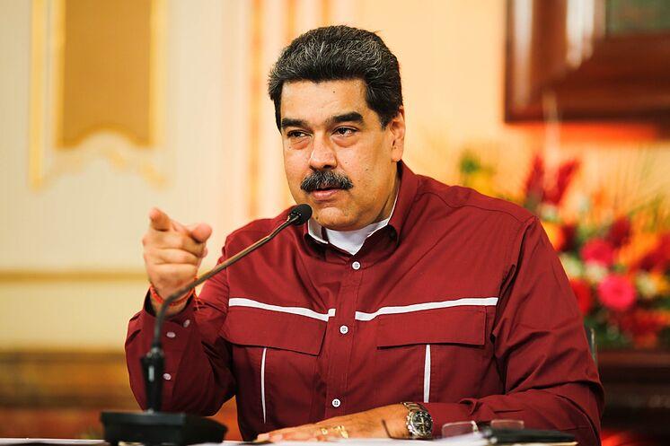 Venezuelan Union Leader Girot Detained