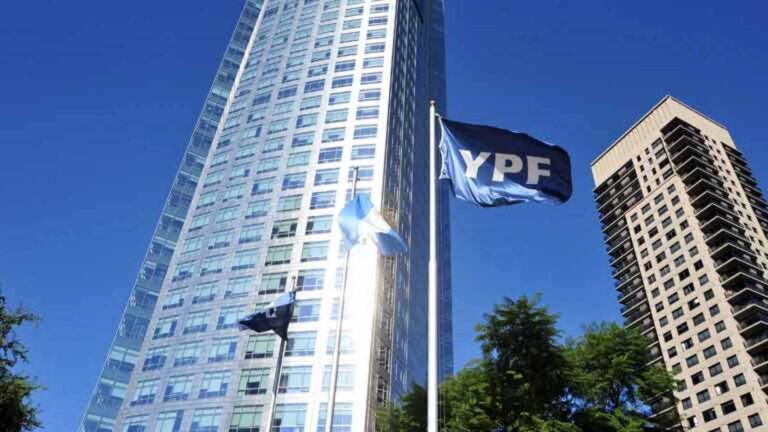 YPF Acquires Own Shares