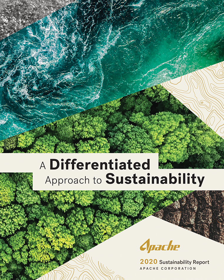 Apache Releases Sustainability Report