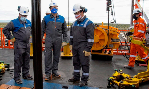 YPF To Boost Output In The Rincón del Mangrullo Block