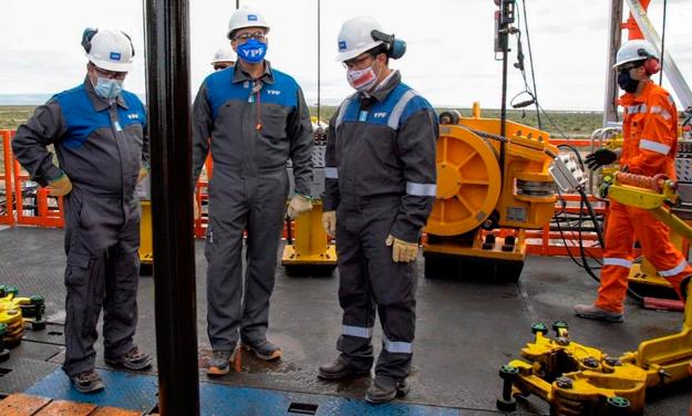 Argentina's Gas Output At 125.5 MMcm/d Thru August