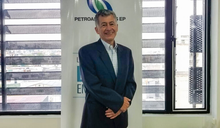 Petroamazonas EP Gets New Manager Franklin Paredes