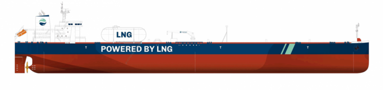 France's Total Charters Four New LNG-powered Vessels