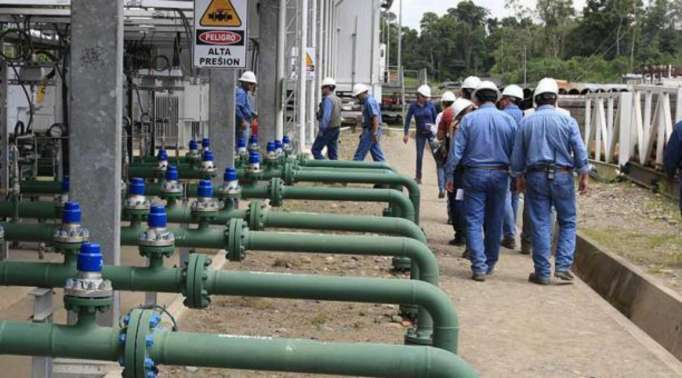 PetroAmazonas EP Producing 408,163 B/D
