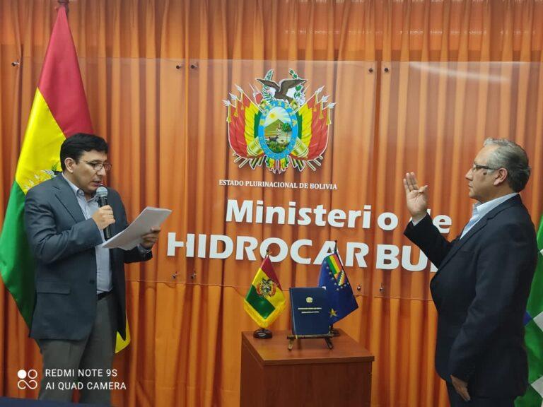 YPFB Names Zelaya As New President