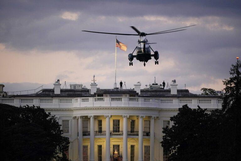 Biden White House Faces A Rising China