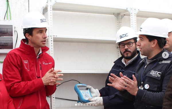 Chile Names Jobet New Bi-Minister Of Energy