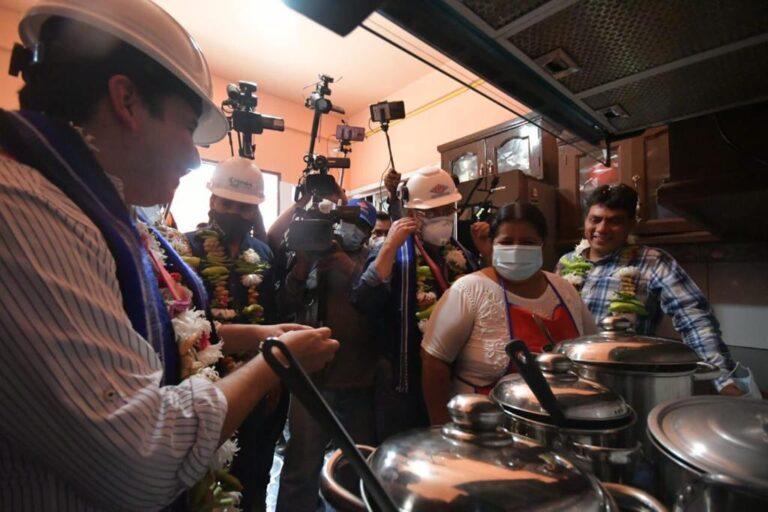 Bolivia Gets 454 Domestic Gas Installations In Mizque